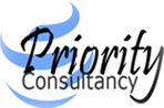 priority consultancy logo on yellow page views