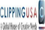 Clipping Path USA logo on yellow page views