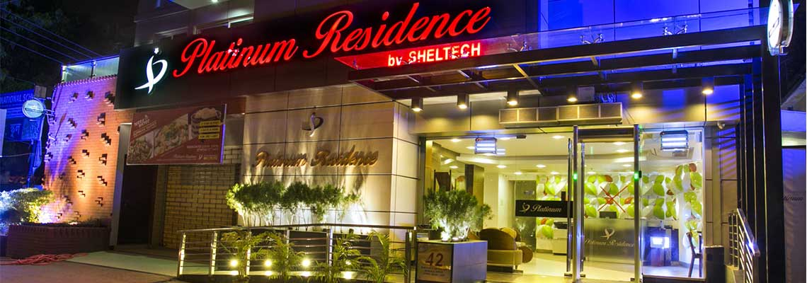 Platinum Residence cover photo on yellow page views