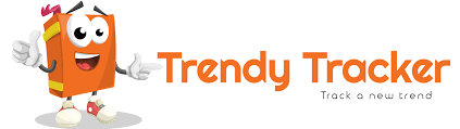 Trendy Tracker logo on yellow page views